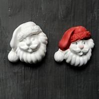 """Фигурка под раскраску с подвесом""""Веселый Санта"""""""