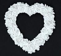 "Рамка ""Сердце из роз"""