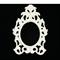 "РАМКА ""ВАРВАРА"", белый цвет - фото 4961"